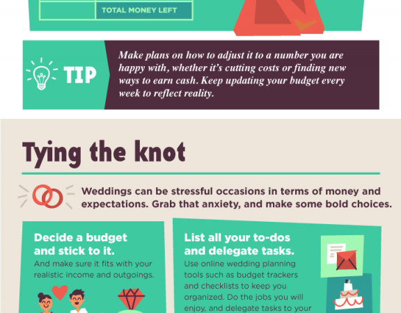 Infographic: 12 ways to turn stress into productivity