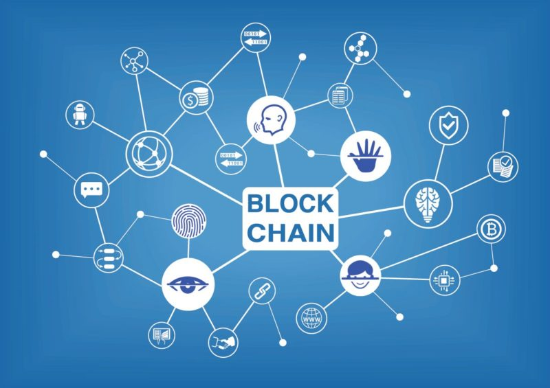 Blockchain and luxury industry