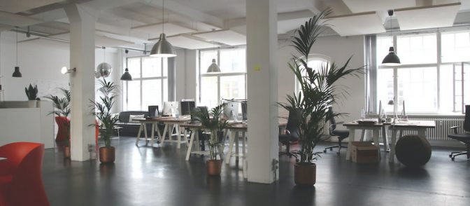 Offices are going to change